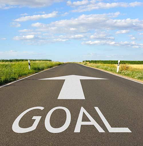 Webinar goals at work big cheese coaching goal road reheart Choice Image